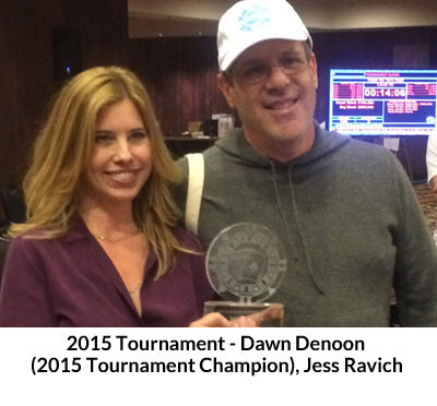 2015 Tournament - Dawn Denoon, Jess Ravich