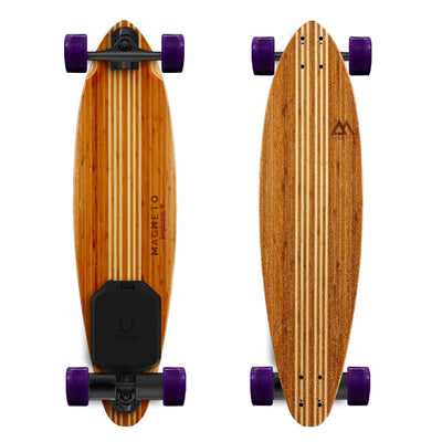 "Magneto Hana Pintail 36"" Electric Skateboard - Revel Boards"