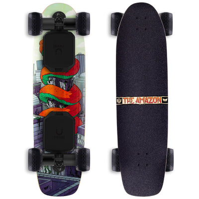 "Earthwing Muir Skate The Amazon 37"" Electric Skateboard - Revel Boards"