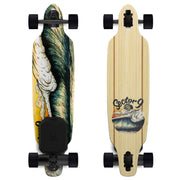 "Sector 9 Macking 37.5"" Electric Skateboard - Revel Boards"