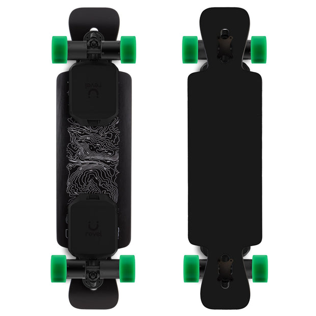 "Eastside DropKick 39.5"" Electric Longboard - Revel Boards"
