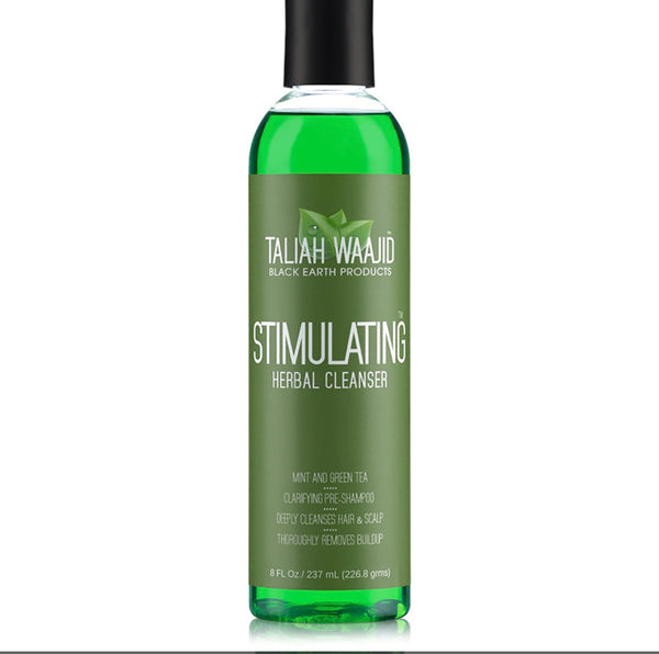 Taliah Waajid: Black Earth Products Stimulating Herbal Cleanser Clarifying Shampoo