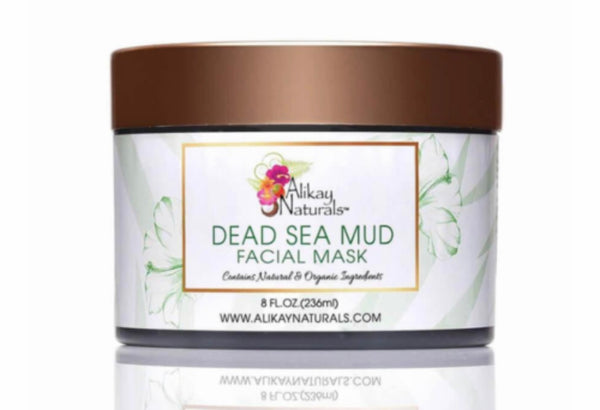 Alikay Naturals Dead Sea Mud Facial Mask