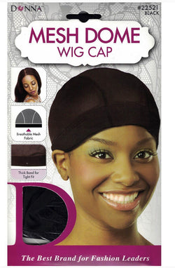 Premium Wig Making Kit (Basic Dome Cap & Butterfly Clips)