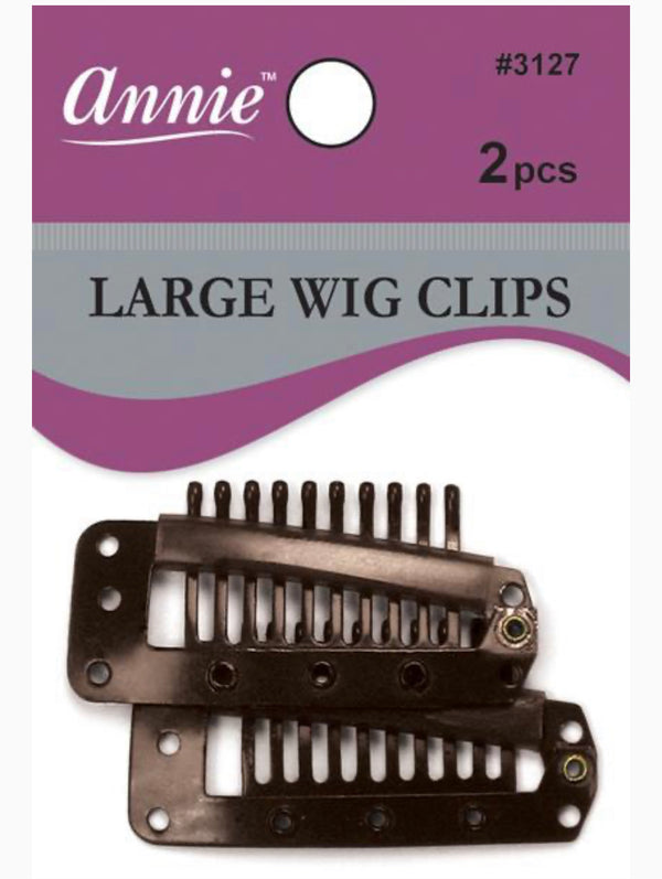 Large Wig Clips