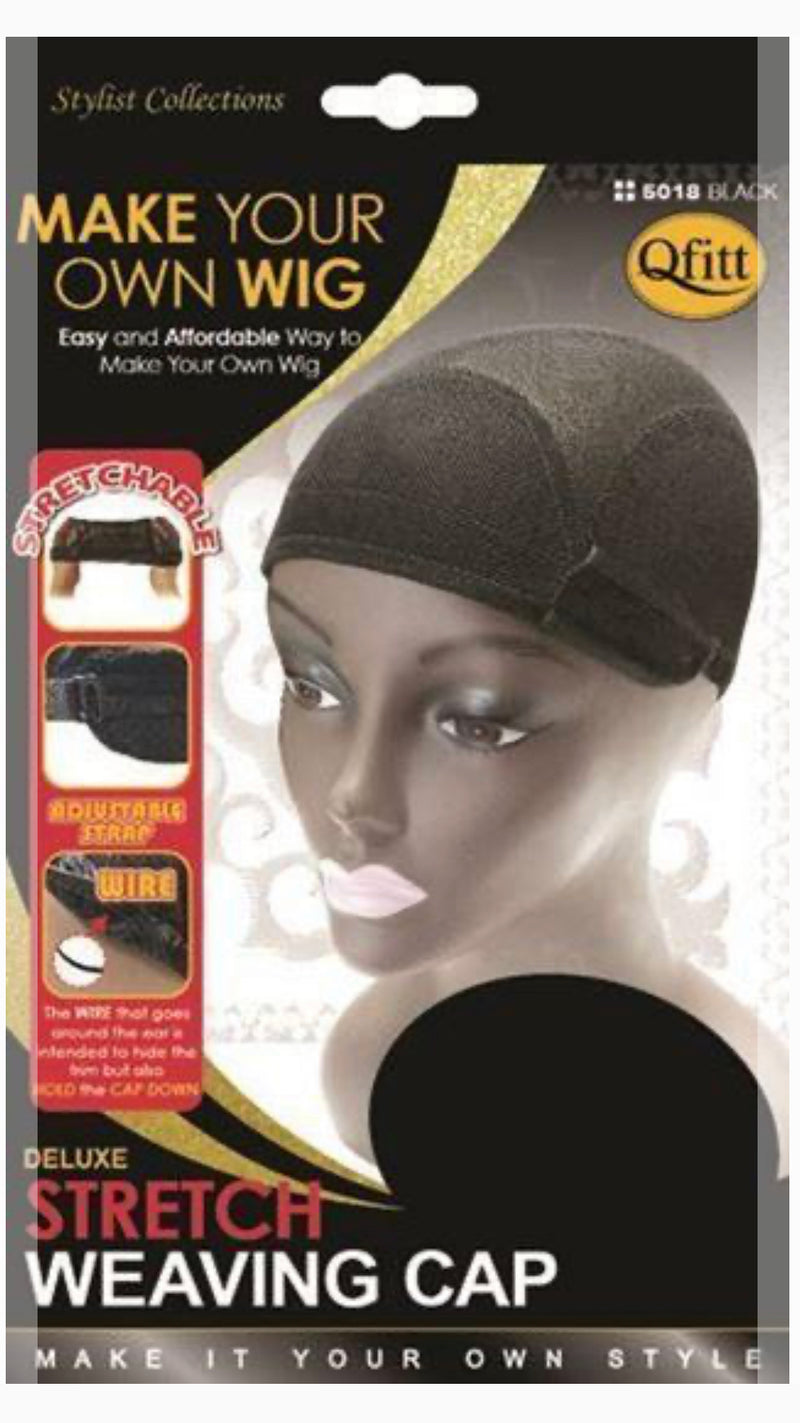 Wig Cap (Adjustable Straps)