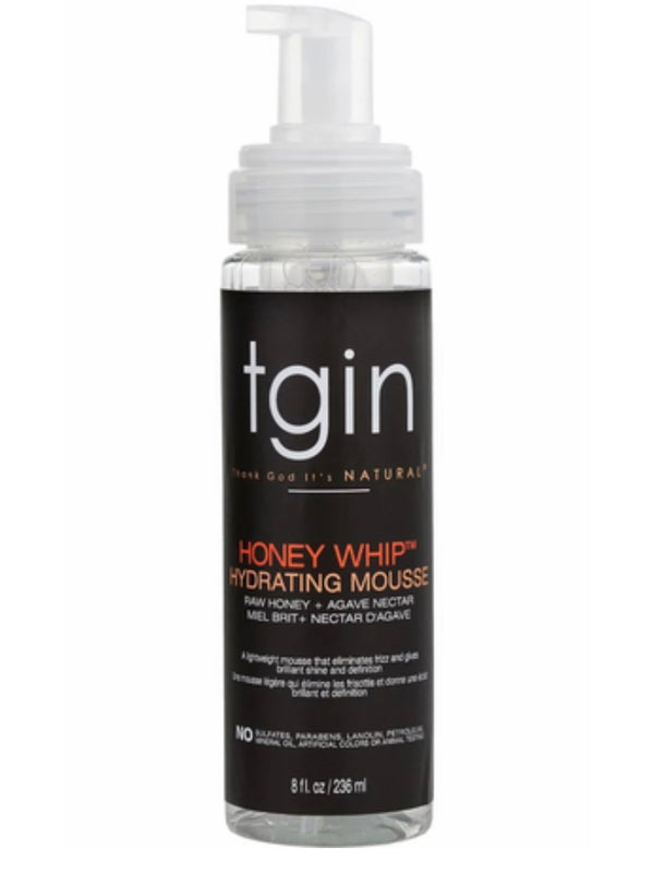 TGIN Honey Whip Hydrating Mousse