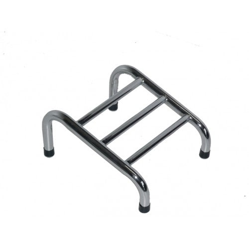 3 Bar Stainless Steel Footrest