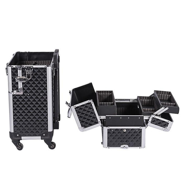Artizta Black Diamond Milan Professional Case 6068