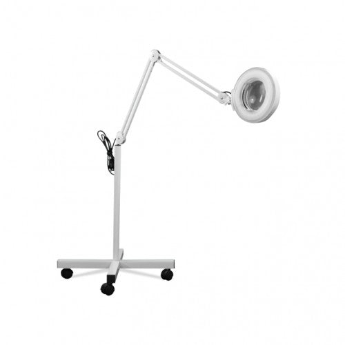 Juba Deluxe Mag LED Lamp On 5 Star Base with FREE Clamp