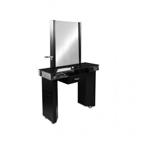 Marilyn Free Standing Make Up Station with Bench
