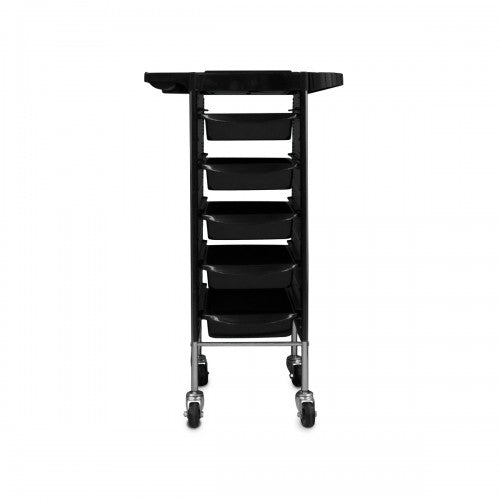 Peter 5 Drawer Trolley with Sides