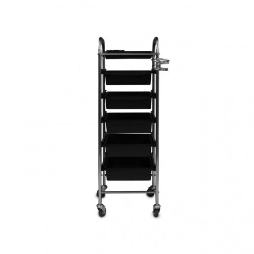 Steven 6 Tier Home Salon Trolley