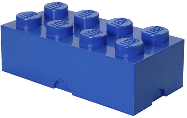 LEGO 8 Brick Storage Box | Choose Your Color