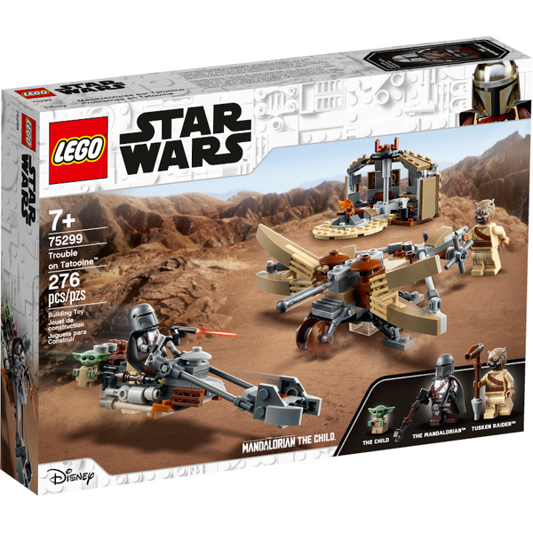 LEGO Star Wars 75299 Trouble on Tatooine™
