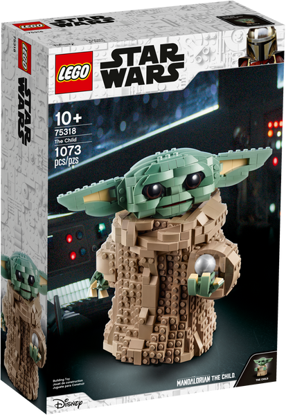 LEGO 75318 The Child - Brand New for 2020 - AKA BABY YODA
