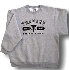 TCS Cotton Crew Neck Sweatshirt