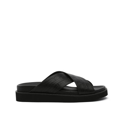 chain slide mens black out view