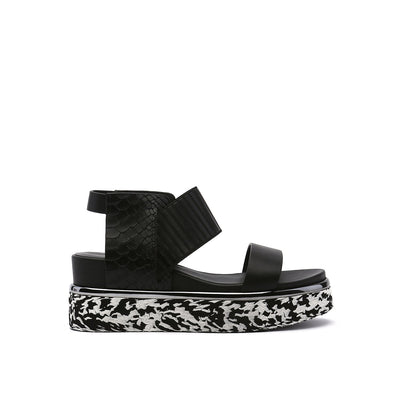 rico sandal black out view