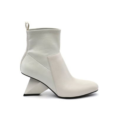 rockit pure bootie white out