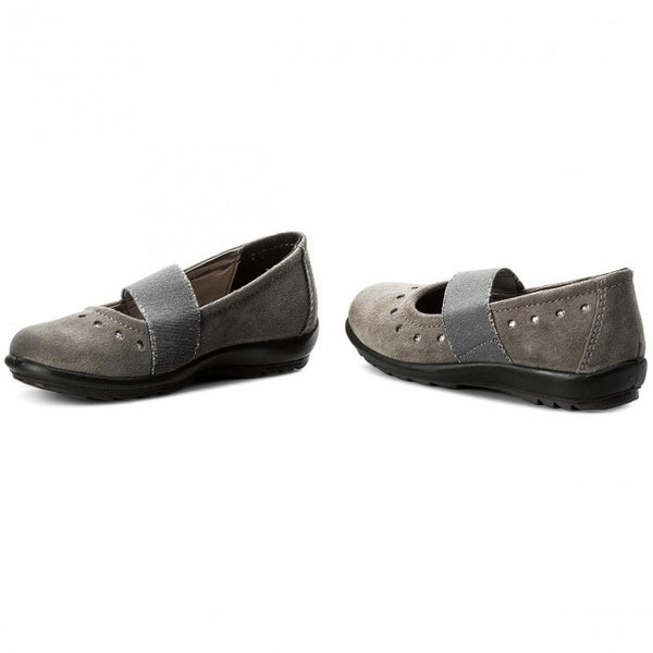 Primigi Grey Suede Shoes