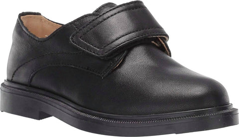 "Black Velcro ""TOMMY"" Boys School Shoes"