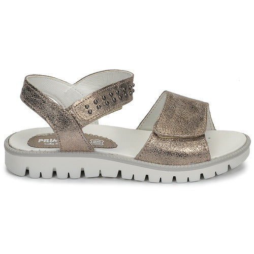 Primigi Bronze Open Toe Sandals