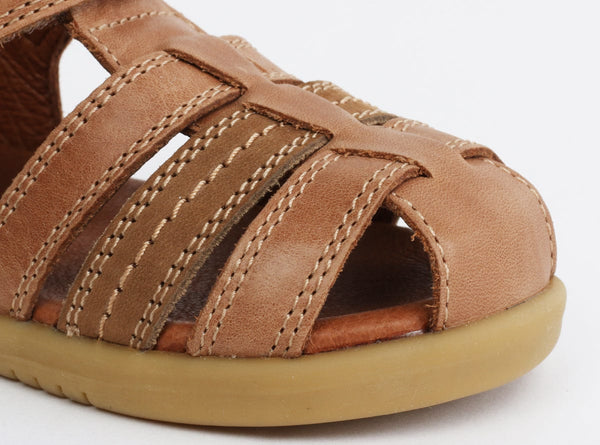 Bobux IW Roam Brown Closed toe Sandals