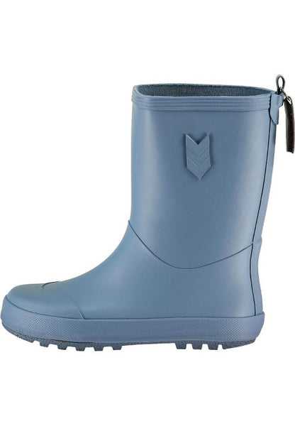 Hummel Blue Waterproof Rubber Boots