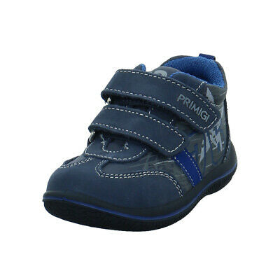 Primigi Infant Blue Leather Boots