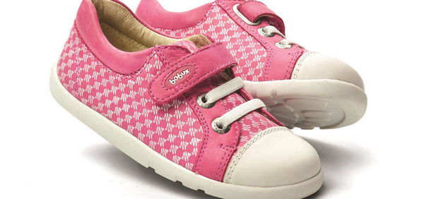 Bobux IW Empire Pink Trainers