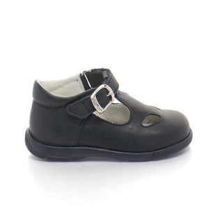 Primigi Navy Leather Firs Walkers