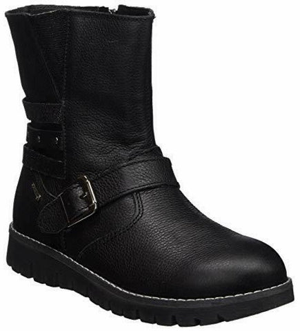 Primigi Black Leather Boots