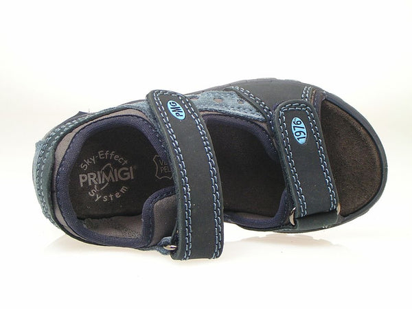 Primigi Blue Velcro Sandals