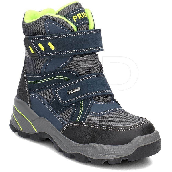 Primigi Navy/ Grey Technical Goretex Snow Boots