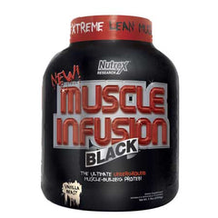 Bote de polvo mass gainer  Muscle Infusion Nutrex