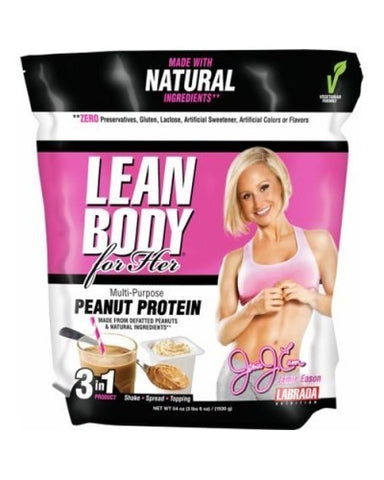 LEAN BODY FOR HER - Multi purpose Protein 3 LBS