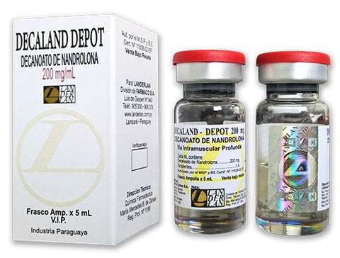 DECALAND DEPOT 200 MG X 5 ML