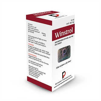 WINSTROL 100MG X 10ML