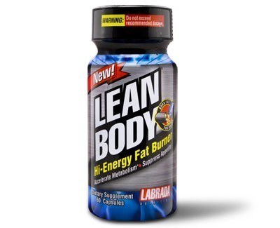 LEAN BODY FAT BURNER 60 CAPSULAS