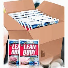 LEAN BODY 80 PAQUETES