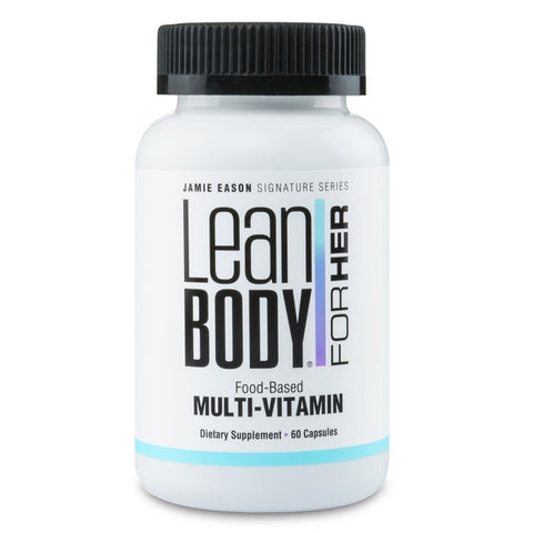 LEAN BODY FOR HER MULTIVINAMIN 60 CAPSULAS
