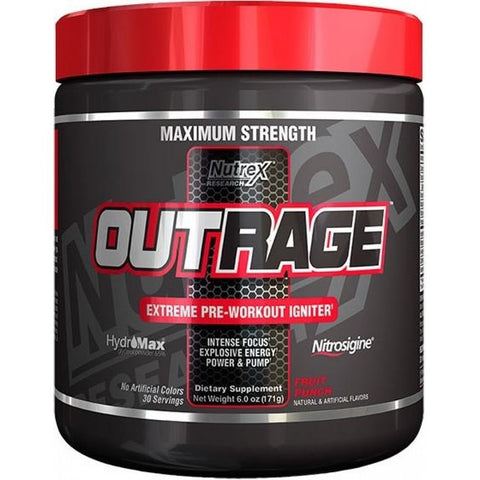 OUT-RAGE ULTRA CONCENTRATE 30 SERVICIOS