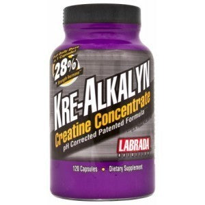 KRE-ALKALYN CREATINE CONCENTRATE PH CORRECTED 120 Capsulas