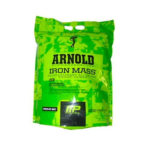 EMPAQUE DE IRON MASS