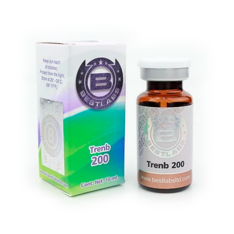TREMB 200 ENANTHATO 200 MG  X 10 ML