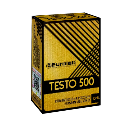TESTO 500 10 ML (DECANOATE 100 MG,CYPIONATE 100 MG,UNDECANOATE 100 ML,ENANTHATE 200 MG )