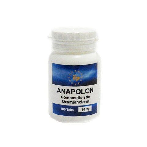ANAPOLON (OXYMETHOLONE) 50 MG X 100 TABLETAS CADUCADO