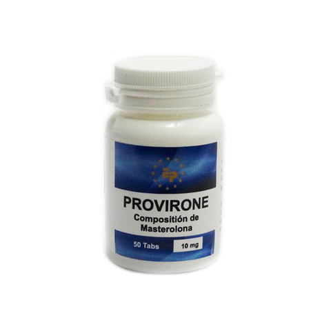 PROVIRONE 25 MG X 50 TABLETAS