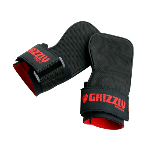 GUANTES NEGROS WASH. WRIST WRAP  WEIGHTLIG  (8751)